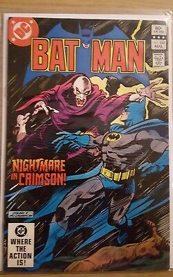 DC Comics.. Batman 350   August 1982