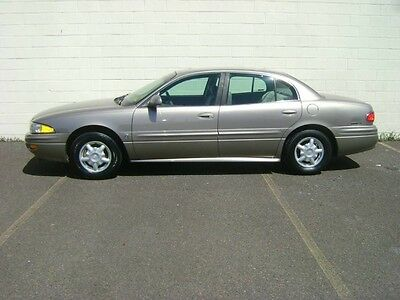 2001 Buick LeSabre Custom Sedan 4-Door 2001 BUICK LESABRE CUSTOM VERY LOW 83K MILES NONE SMOKER CLEAN PARK NO RESERVE!