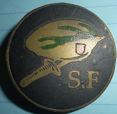 Black Ops Dagger - Badge - Us Special Forces - Green Berets - Vietnam War - 227