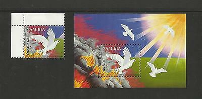 Namibia (Swa South West Africa) ~ 2004 Anti-Colonial Resistance (Set)