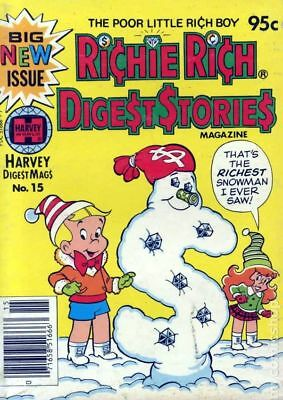 Richie Rich Digest Stories (1979) #15 FN