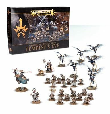 Warhammer Age of Sigmar: Warriors of the Great Cities: Tempest's Eye GWS 64-62