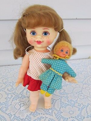 1967 VINTAGE ORIGINAL~BUFFY & MRS. BEASLEY SET w/ Tags