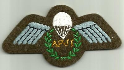 UK Assistant Parachute Jump Instructor Badge - Issue 1960 to Date