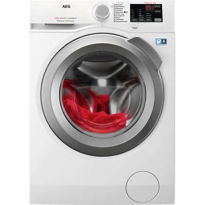 AEG l6fb55480 - Washing Machine - White