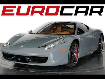 2015 Ferrari 458 Italia 2015 Ferrari 458 - ONE-OF-KIND PAINT, SUSPENSION LIFTER, $314K MSRP!!!