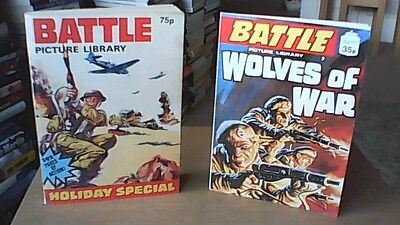 Battle Picture Library. Issue 192 & Holiday Special Paperback