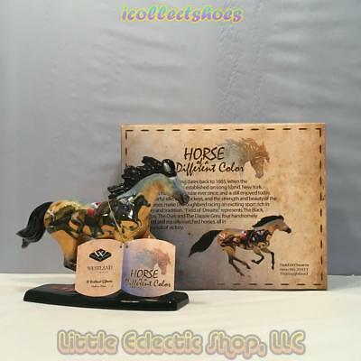20311 Thoroughbred FIELD OF DREAMS #117 Ceramic Horse of A Different Color Fig.