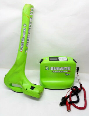 Ditch Witch Subsite Utiliguard 5+ Adv. Cable Pipe Utility Locator T5 7/B9125A