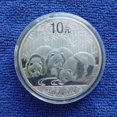 Panda Silver Coin 2013 Year 10 Yuan 1oz Chinese Commemorative Coins