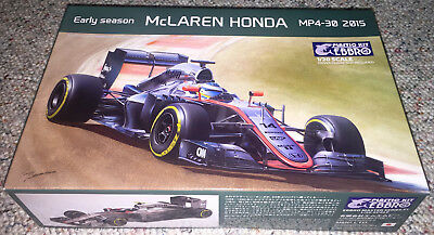 Ebbro 1/20 McLaren Honda MP4/30 2015 Early season