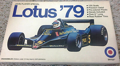 Entex 1/25 Lotus 79 JPS