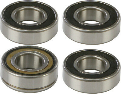 All Balls Rear Wheel Bearing Kit 25-1692