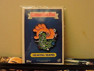 NYCC 2017 EXCLUSIVE SANTA CRUZ SKATEBOARDS GARBAGE PAIL KIDS ENAMEL PIN 1 of 400