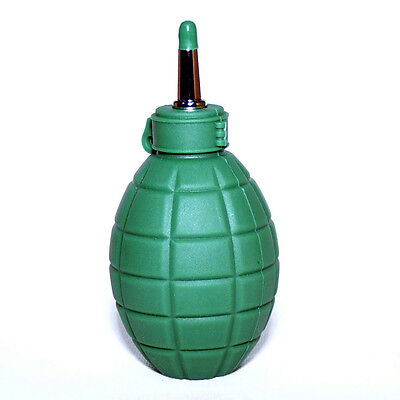 Rubber Green Bomb Air Pump Dust Blower Cleaner for DSLR SLR Camera CCD and Lens