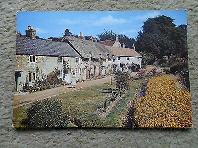 J.arthur Dixon. Postcard.of Winkle Street,calbourne,isle Of Wight.not Posted.