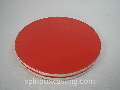 9 inch Casting Discs Silicone Rubber Miniature figure jewellery model railway