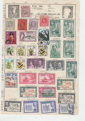 A very nice old mixed Fiji album Page