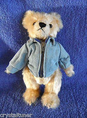 *1711a* Jointed teddy bear - TY 2000 - Attic Treasures Collection - plush - 20cm