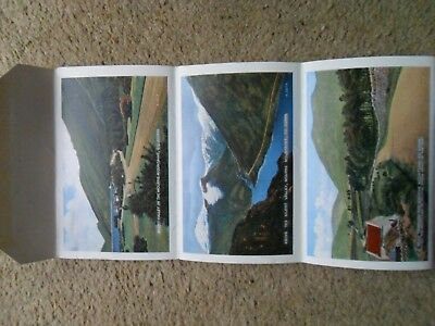 First Ad.valentine.letter Postcard.with 6 Views Of The Mountains Of Mourne.carbo