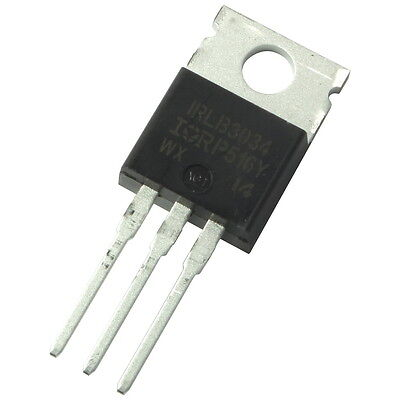IRLB3034 International Rectifier MOSFET Transistor 40V 195A 375W 0,0017R 855698