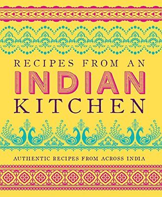 Recipes from an Indian Kitchen,HC- NEW