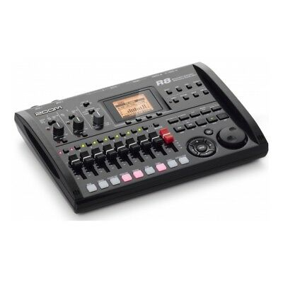 Zoom R-8 | 8-Spur SD Card Recorder | R8 | *refurbished*
