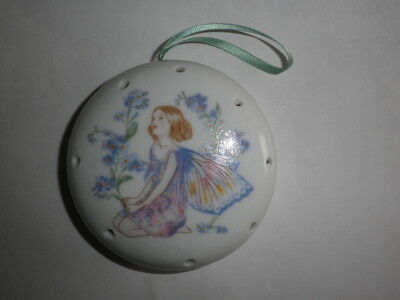 Forget-Me-Not Flower Fairy Pomander ,draw perfumer Cicely Mary Barker