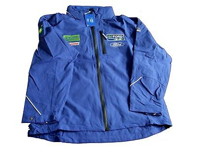 ford rally team jacket just used 1 time