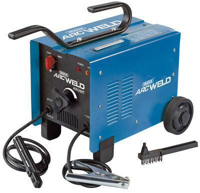 Genuine DRAPER 200A 230/400V Turbo Arc Welder | 83403