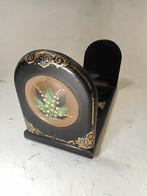 Antique Extending Book Slide , Book Ends     ,  ref 3084