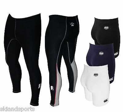 Canterbury Baselayer Compression Pants Leggings CCC Bottoms Size XL