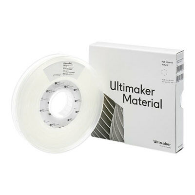 Ultimaker PVA M0952 Filament, Natural, 350g, ~45m, Polyvinyl Alcohol, 2.85±0.10m