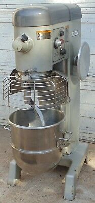 Hobart D340 40qt Mixer with Attachments