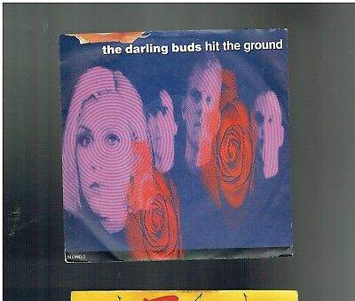 Darling Buds Hit The Ground Ps 45 1989