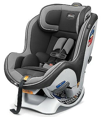 Chicco NextFit IX Zip Convertible Child Safety Baby Car Seat Spectrum NEW