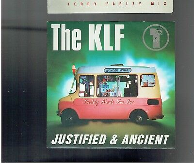 Klf Justified And Ancient Ps 45 1991