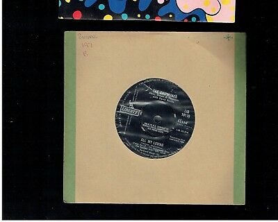 Pinky & Perky All My Loving/please Please Me 45