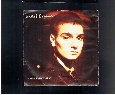 Sinead O' Connor Nothing Compares 2 U Ps 45 1990