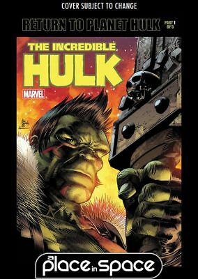 The Incredible Hulk, Vol. 3 #709B - 3D Lenticular Variant (Legacy) (Wk42)