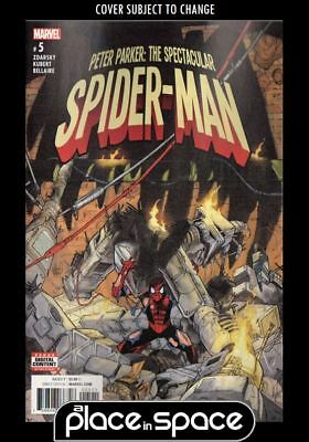Peter Parker: The Spectacular Spider-Man #5 (Wk42)
