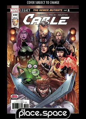 Cable, Vol. 3 #150A (Legacy) (Wk42)