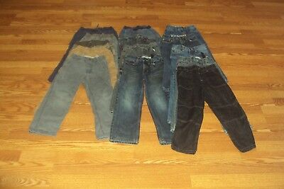 Boys Fall/ Winter Clothing Lot of 14 Size 5-6