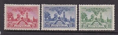 Australia 1936 South Australia Set Mint