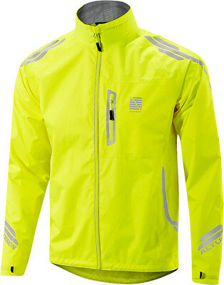 Altura Nightvision 360 Mens Waterproof Cycling Jacket - Yellow
