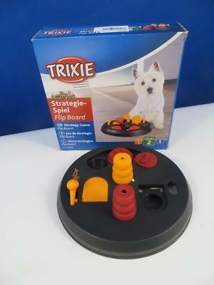 Trixie Dog Activity Flip Board Strategiespiel für Hunde 23 cm