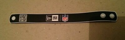 NFL New Era Rubber Wristband