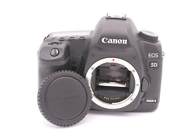 Canon EOS 5D Mark II 21.1MP Digital SLR Camera (Body Only) - Shutter Count: 7403