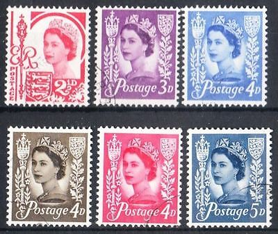 Jersey Regionals  Stamps  Set - Mint Never Hinged..