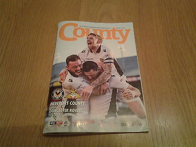 2016-17 Newport County v Doncaster Rovers